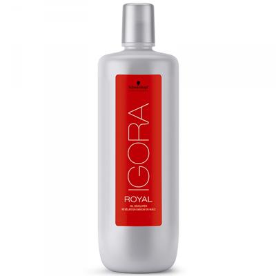 Лосьон-окислитель на масляной основе igora royal oil developer 3%, 1000 мл schwarzkopf professional (Schwarzkopf Professional)