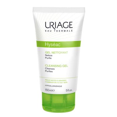 Исеак - мягкий очищающий гель uriage гели arnaud гель очищающий для жирной кожи