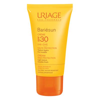 Барьесан spf 30 крем uriage uriage помада для губ для детей и взрослых spf 30 барьесан 4 г