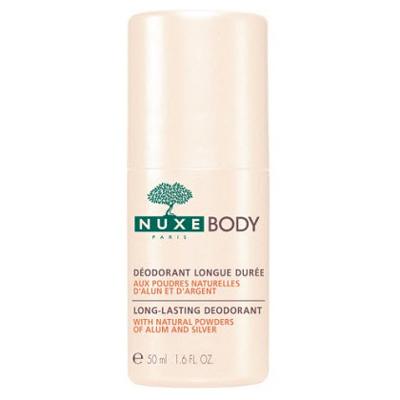 Роликовый дезодорант нюкс боди, 50 мл nuxe дезодорант ролл 48 часов для женщин lavilin 65 мл hlavin
