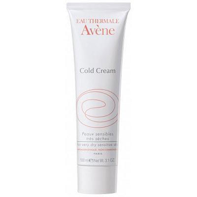 Колд-крем для сухой и очень сухой кожи cold cream, 100 мл avene