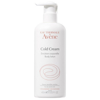 Эмульсия для тела с колд-кремом cold cream, 400 мл avene