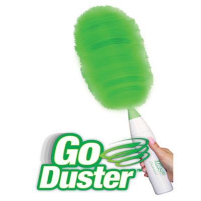 Щетка для удаления пыли гоу дастер (rechargeable go duster)
