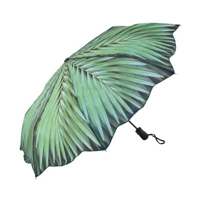 Складной зонт автомат пальма galleria  недорого