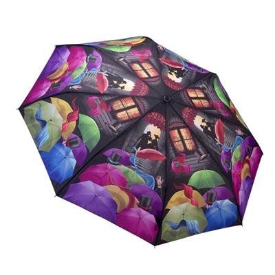 Складной зонт автомат премьера сезона galleria  недорого
