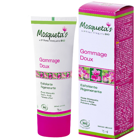 ������ ����������� ����� ��� ���� ���� mosqueta's gommage doux (Mosqueta's)