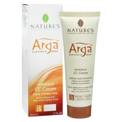 Arga ���� �� �������������� spf15 ������-������� nature's (Nature's)