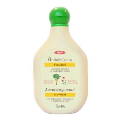 Антиоксидантный шампунь для нормальных окрашенных и ослабленных волос dzintars D7931