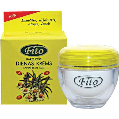 Fito дневной питательный крем для сухой кожи лица dzintars 21740