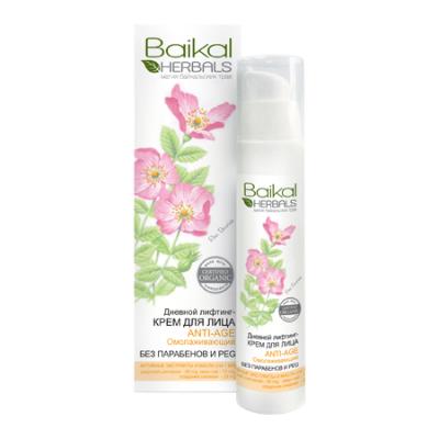 Дневной крем-лифтинг для лица baikal herbals (Baikal Herbals)