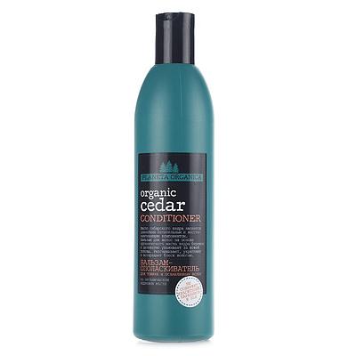 Бальзам для тонких и ослабленных волос organic cedar  planeta organica