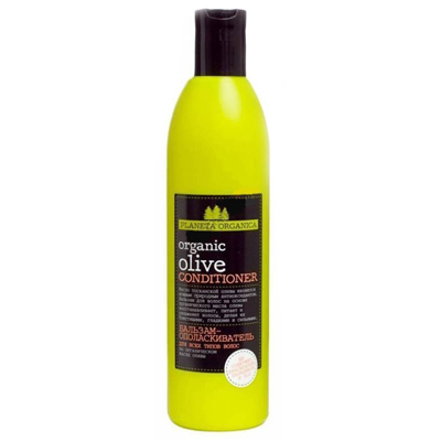 Бальзам для всех типов волос organic olive planeta organica