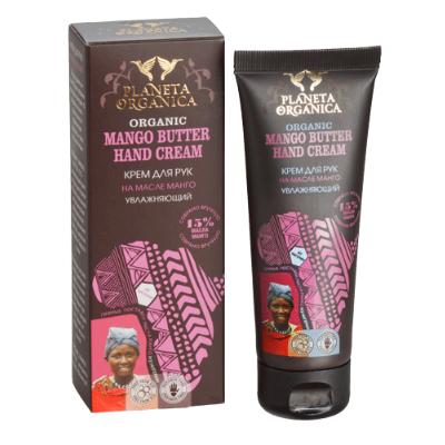 Крем для рук на манговом масле planeta organica africa (Planeta Organica)