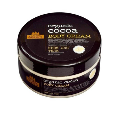 Крем для тела organic cocoa planeta organica