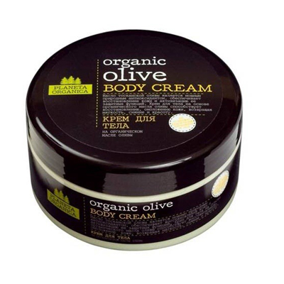 Крем для тела organic olive planeta organica (Planeta Organica)