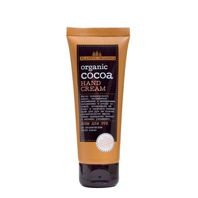 Крем для рук organic cocoa planeta organica
