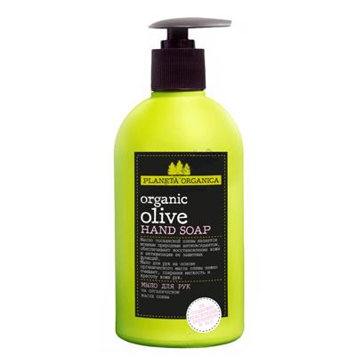 Мыло для рук organic olive planeta organica