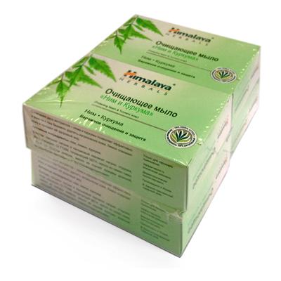��������� �������� ���� � ����� � �������� 4��. himalaya herbals (Himalaya)