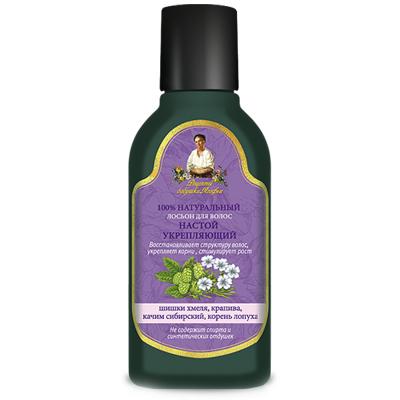 Лосьон для волос настой укрепляющий рецепты бабушки агафьи
