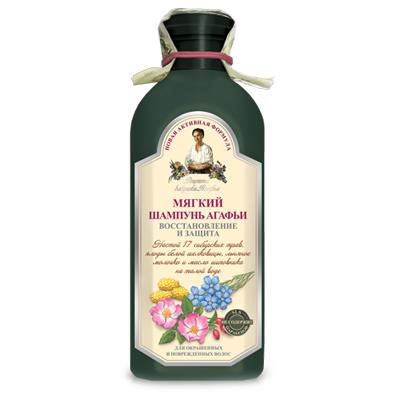 Мягкий шампунь агафьи для окрашенных волос рецепты бабушки агафьи