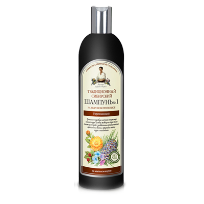 Укрепляющий шампунь на кедровом прополисе №1 рецепты бабушки агафьи