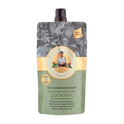 Бальзам-питание для волос восстанавливающий рецепты бабушки агафьи (Рецепты Бабушки Агафьи)