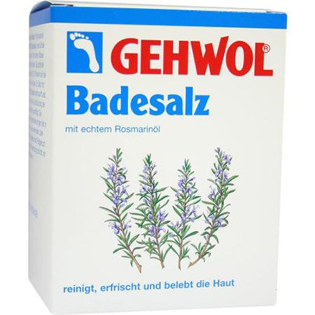 Gehwol соль для ванны с розмарином (badesalz)