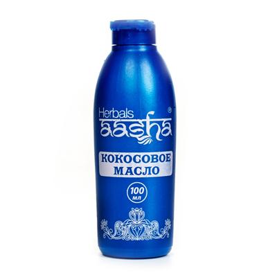 Кокосовое масло aasha herbals тайское кокосовое масло для волос