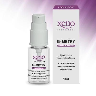 Сыворотка g-metry eye для омоложения кожи вокруг глаз хenolaboratory сыворотки иллозур сыворотка