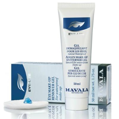 Гель для снятия макияжа с глаз mavala (Mavala)