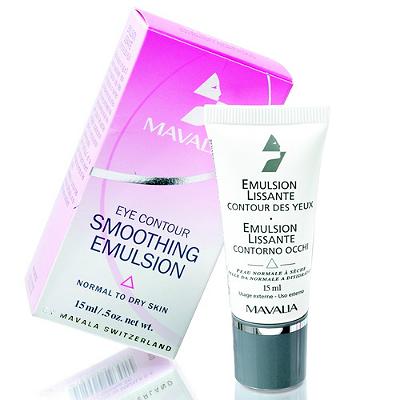 Разглаживающая эмульсия для контура глаз mavala (Mavala)