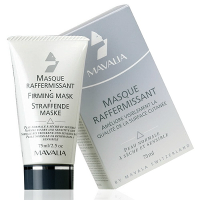 ����������� ����� firming mask mavala (Mavala)