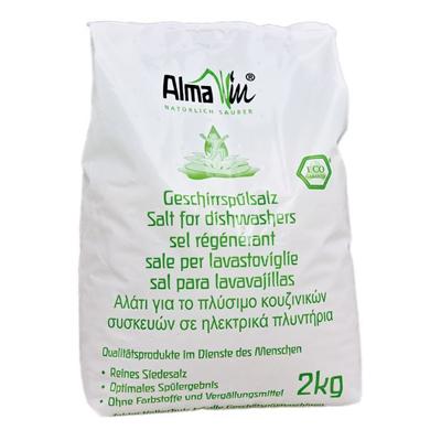 Соль для посудомоечной машины эко almawin (Almawin)