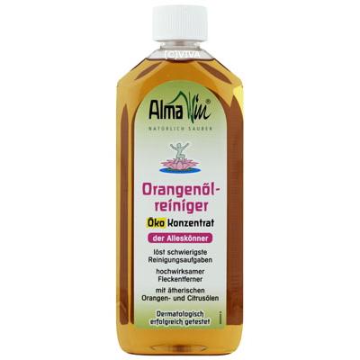 Чистящее средство на апельсиновом масле эко almawin