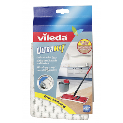 Запасной мат для швабры ультрамат vileda (Vileda)
