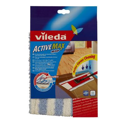Запасной мат для швабры актив-макс vileda (Vileda)
