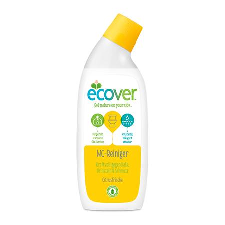 Экологическое средство для чистки сантехники цитрус ecover