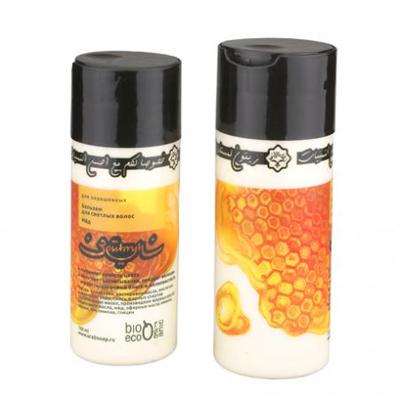 Бальзам мёд  для окрашенных светлых волос зейтун (Зейтун)