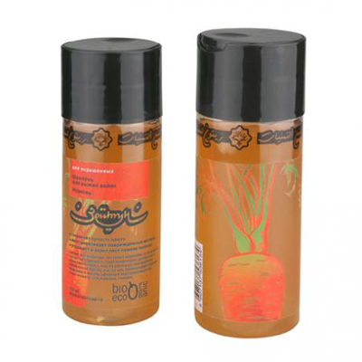 Шампунь морковь  для окрашенных рыжих волос зейтун (Зейтун)