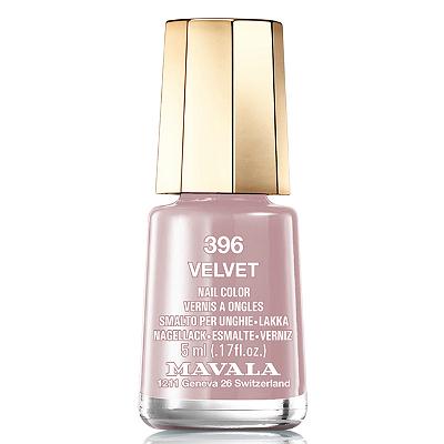 Лак для ногтей (тон 396 бархат/velvet) mavala