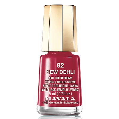 Лак для ногтей (тон 092 нью дели/new delhi) mavala