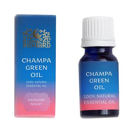 Эфирное масло зеленая чампа (champa green oil) амрита