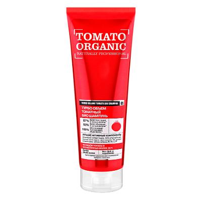 Томатный био-шампунь для волос
