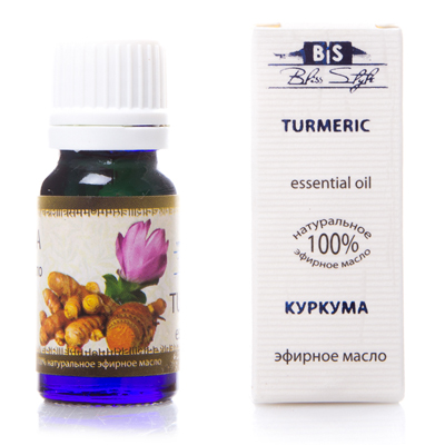Эфирное масло куркума амрита D8611