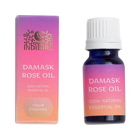 Эфирное масло дамасской розы амрита