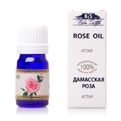 Аттар роза дамасская амрита