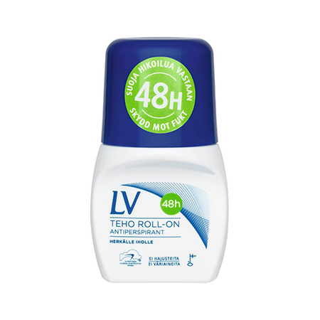 Дезодорант-антиперспирант шариковый 48 часов гипоаллергенный lv дезодорант ролл 48 часов молодежный lavilin 65 мл hlavin