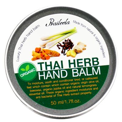 Тайский бальзам для рук praileela