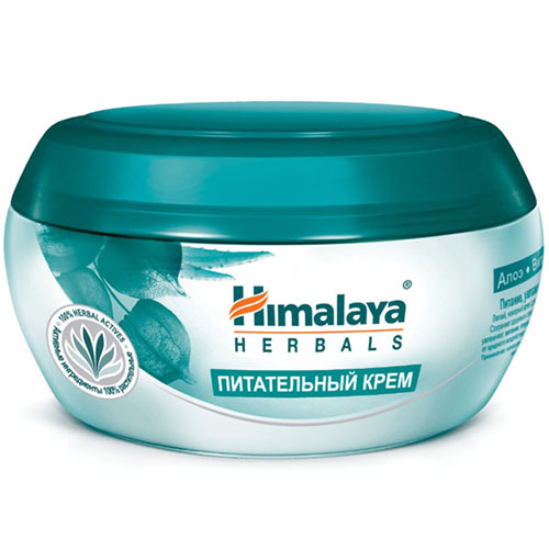 Питательный крем 50 мл himalaya herbals крем для ног himalaya herbals крем для ног объем 75 мл