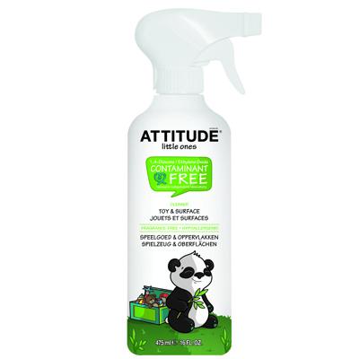 Очиститель для игрушек и игровых поверхностей attitude (Attitude)